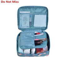 Make Up Bag Women waterproof Cosmetic Make Up bag travel organizer for toiletries toiletry kit