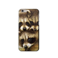 P0977 Baby Raccoons Phone Case For IPHONE 6S