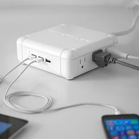 POWERQUBE Smart Charging Station for Smart Devices