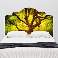 Paul Moore's Tree of Life Cantigney Park, IL Headboard wall decal
