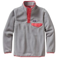 Patagonia  Girl's Lightweight Synchilla Snap-T