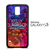 Heartbeat Song X0674 Samsung Galaxy S5 Case