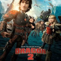 How To Train Your Dragon 2 Poster Standup 4inx6in
