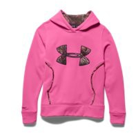 Under Armour Girls' UA Caliber Hoodie