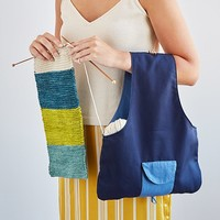 Travel Knitting Bag | Gifts for Knitters