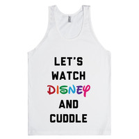 Let's Watch Disney And Cuddle
