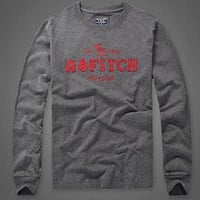 Trendsetter Abercrombie & Fitch Women Men Fashion Casual Top Sweater