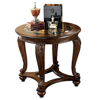 Signature Design Occasional Tables Norcastle T499-6 (End Table) from Alliance Furnishings