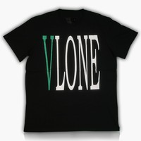 Vlone Staples Tee Colorway: Black