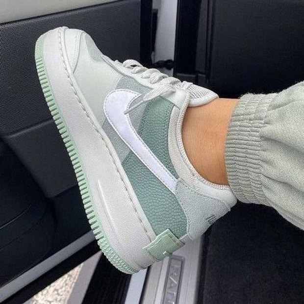 Image of Nike Air Force 1 Shadow Women Men Fashion Casual Low-top Old Skool Shoes-6