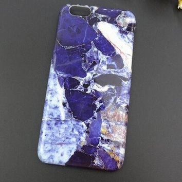 Cool blue marble  iPhone 7 7 plus iPhone 6 6s 6 Plus 6s Plus Case + Nice gift box 71501