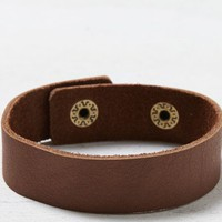 AEO Men's Leather Cuff (Brown)