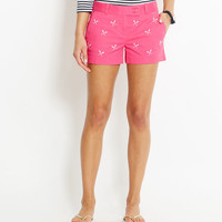 Paddle Embroidered Dayboat Shorts