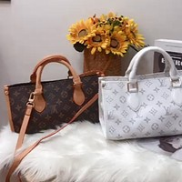 LV classic presbyopic handbag shoulder bag crossbody bag