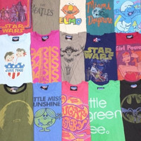 Mystery Junk Food Tee Shirts:Vintage:All Sizes & Styles