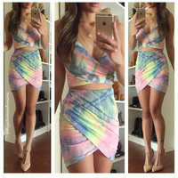 Standard Tie-Dye Two-Piece