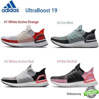 【Ready Stock】4 Styles Adidas UltraBoost 19 Running Shoes ub5.0 Original Quality Sneakers