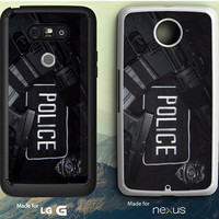 Officers Police LG G3 | G4 | G5 Case, Nexus 5 | 6 Case