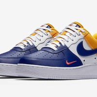 HCXX Nike Air Force 1 Low Mini Swoosh FC Barcelona