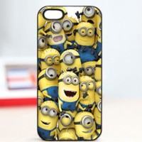 Despicable Me Cartoon Figure Phone case for iPhone