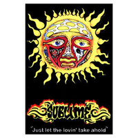Sublime - Blacklight Poster