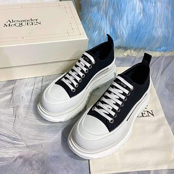 Alexander McQueen  Woman's Men's 2020 New Fashion Casual Shoes Sneaker Sport Running Shoes01