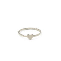 Kris Nations Heart Stacking Ring