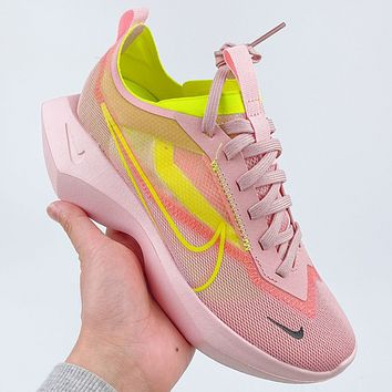 Nike Vista Lite Se SU20 New fashion hook print sports and leisure running shoes Pink