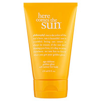 Philosophy Here Comes the Sun™ Age- Defense Golden Glow Self-Tanner For Body: Shop Bronzer & Se