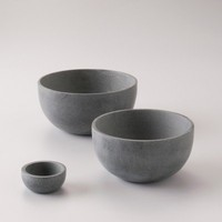 Hand-Carved Stone Bowls ($1-20)