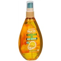 Garnier Fructis Style Deep Nourish Dry Hair Oil | Walgreens