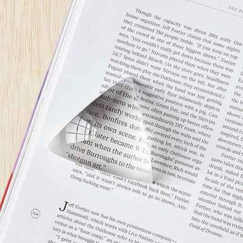 Areaware Prism Magnifying Glass