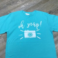 Oh Snap! Photography T-shirt