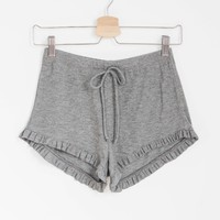 Frill Lounge Shorts - More Colors