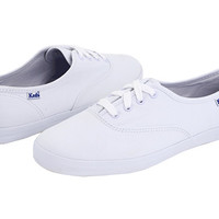 Keds Champion-Canvas CVO White Canvas - Zappos.com Free Shipping BOTH Ways