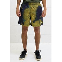 Dark Dye Shorts in Navy