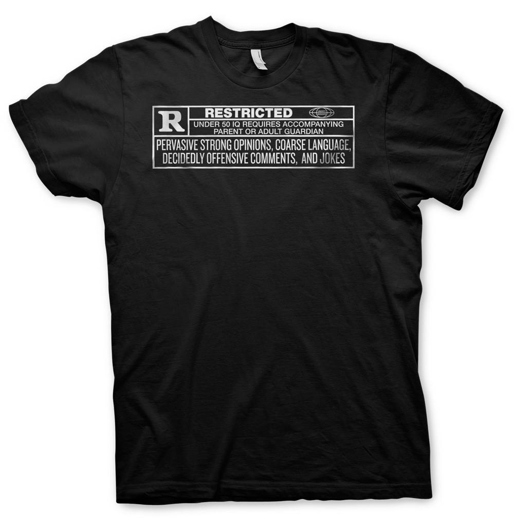 Image of Rated R Men's Tee