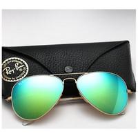 Ray-Ban Sunglasses RB 3025 112/19 Matte Gold 58MM