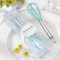 Something Blue Cooking Whisk Shower Favor
