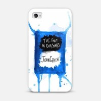 The Fault In Our Stars iPhone 4/4S case by Lauren✨ | Casetagram