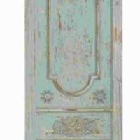 """Benzara 78"""" H Wood Wall Panel with Elegant Pattern and Fine Detailing"""