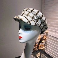 Dior Cotton Outdoor Sports Baseball Golf Cap Hat Casual hat