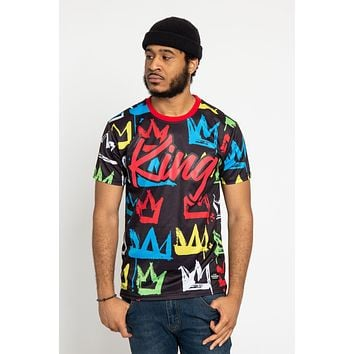 Crown Graffiti T-Shirt