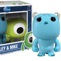 Pop! Minis Disney Monsters, Inc. Mike & Sulley Vinyl Figure 2-Pack
