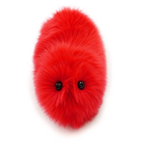 Sparky the Red Snuggle Worm Stuffed Animal Plush Toy
