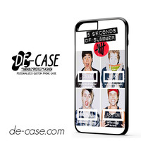 5 Seconds Of Summers 5 Sos Calum Ashton Luke Michele For Iphone 6 Iphone 6S Iphone 6 Plus Iphone 6S Plus Case Phone Case Gift Present