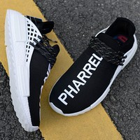Adidas Human Race NMD Male and female fashion sneakers-7