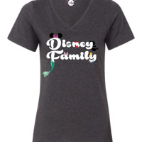 Disney Family Minnie and Friends Ladies T-Shirt