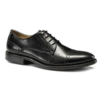 Dockers Hawley Black Mens Size 12M Oxfords Brogue Shoes