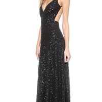 ONE by Contrarian Bibb Maxi Dress
